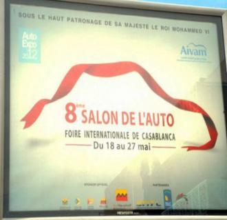 Auto-Expo 2012 : du 18 au 27 mai à Casablanca