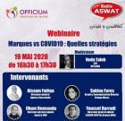 Replay webinaire Radio Aswat - Marques vs Covid 19 : Quelles stratégies de communication ?