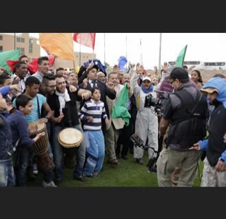 Redone signe l'hymne national du football marocain
