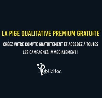 La pige qualitative Premium Gratuite